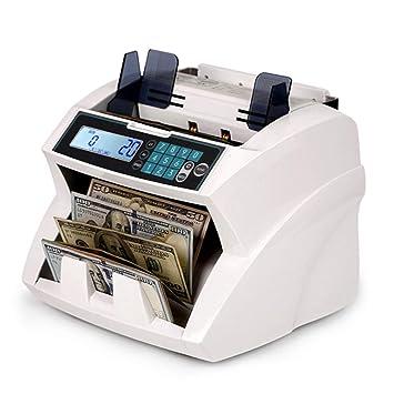 YUN BKCR@ Contador de Billetes Euro Automático Detector de Billetes con Sistema UV/MG