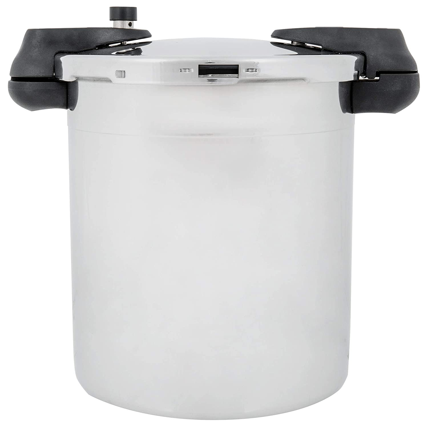 TableTop King 013320 56 Cup (28 Cup Raw) 14 Qt. (13 Liter) Stainless Steel Pressure Cooker