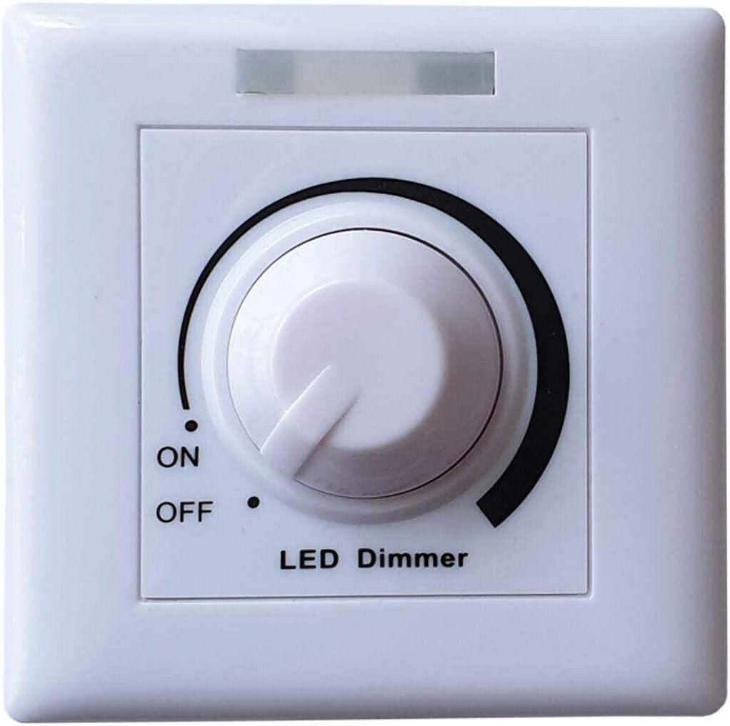 12V 24V LED Light Dimmer Wall Switch Control
