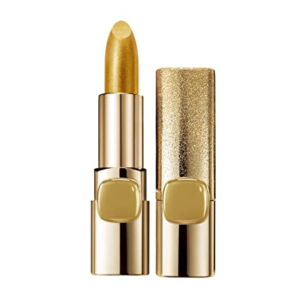 f23b24b4958 Buy L'Oreal Paris Color Riche Metallic Addiction Lipstick, Pure Gold 629,  3.7g Online at Low Prices in India - Amazon.in