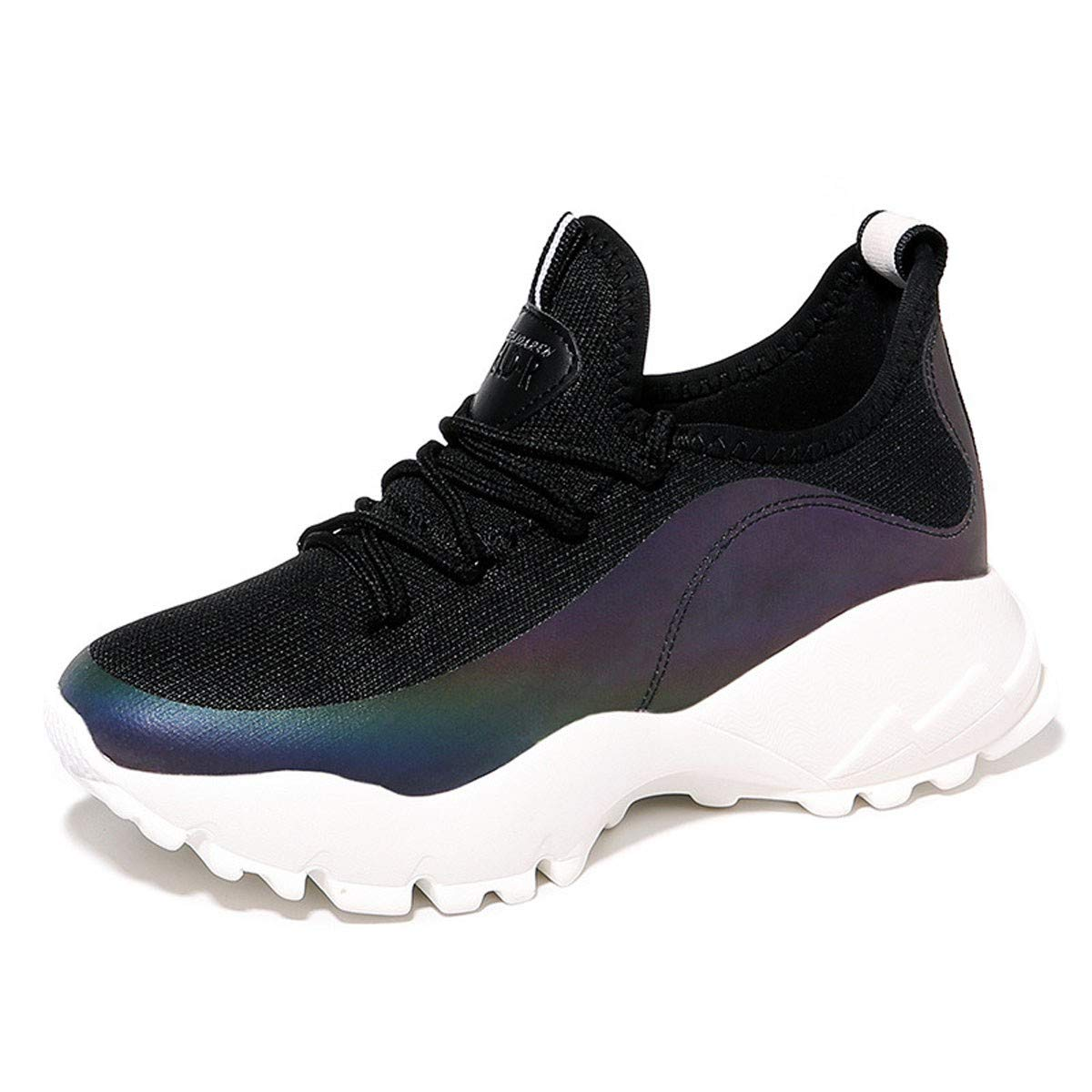 GTVERNH GTVERNH GTVERNH Frauen Schuhe Frauen - Sport - Schuhe Herbst Höher Damenschuhe Koreanischen Version Mode Freizeit 23820a