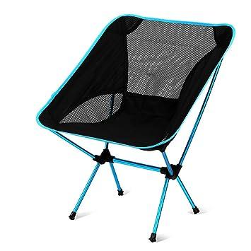 X-loves Curvando la Silla de Camping Ultraligera cómoda ...