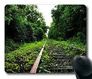 Green Forest 6 Mouse Pad Desktop Laptop Mousepads Comfortable Office Mouse Pad Mat Cute Gaming Mouse Pad
