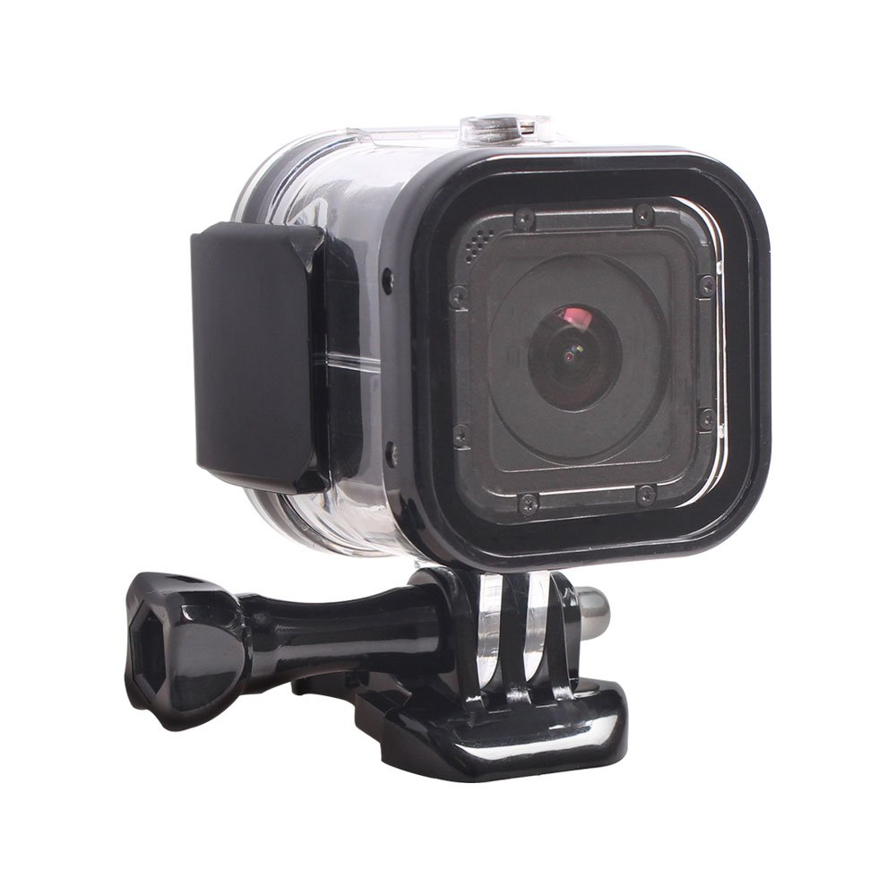 Waterproof Diving Gopro Housing by Ziwuotty, 60m Underwater Case for GoPro Hero4 Session HERO 5 SESSION Hero Session Camera