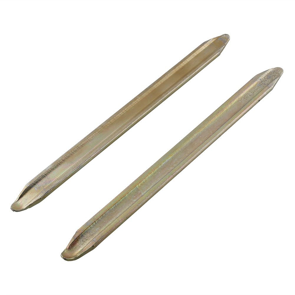 Leaftree - 1 Pair Tire Iron Remover for Spoon Tool ATV Tool