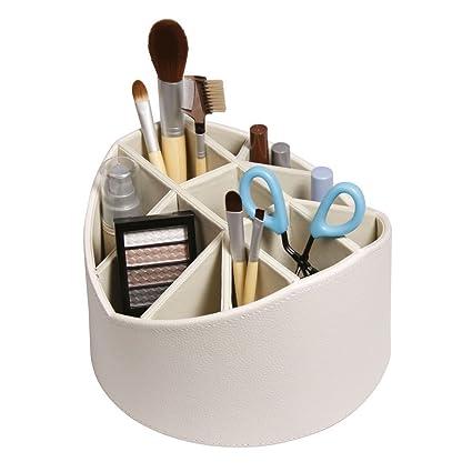 amazon com stock your home rotating makeup organizer makeup