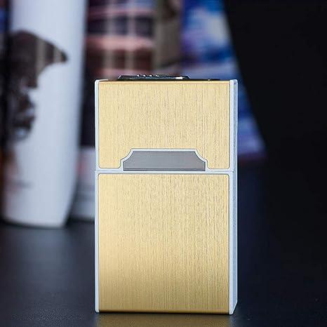 Funda Estuches de cartón, mechero USB, Los Hombres ...