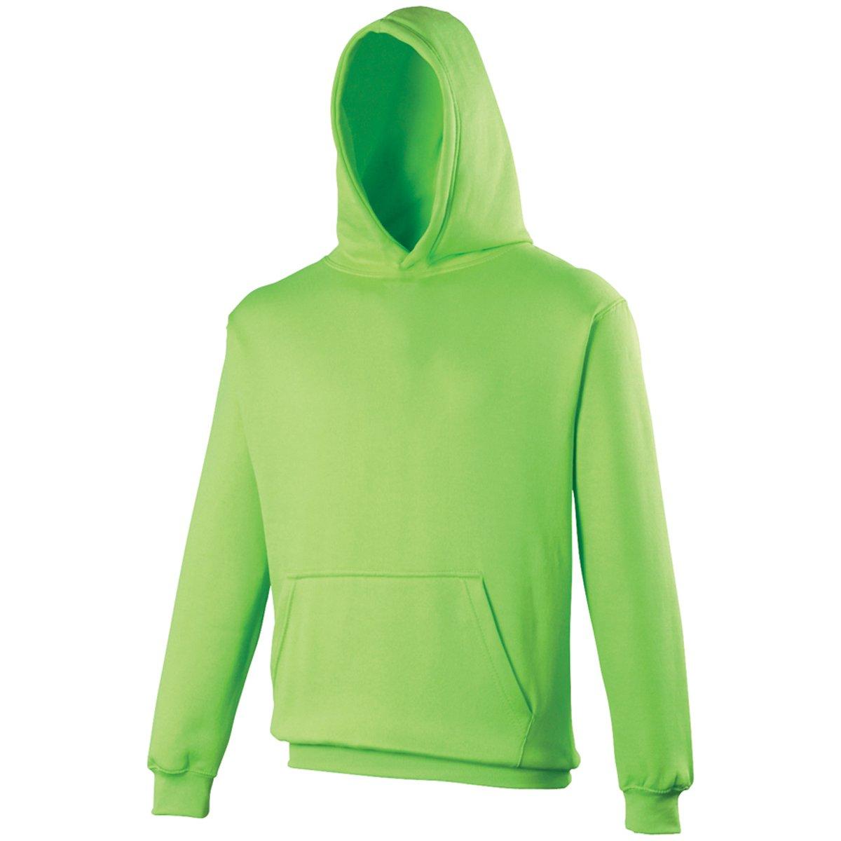 AWDis Hoods Kids Electric Hoodie Electric Streetwear Hoodies