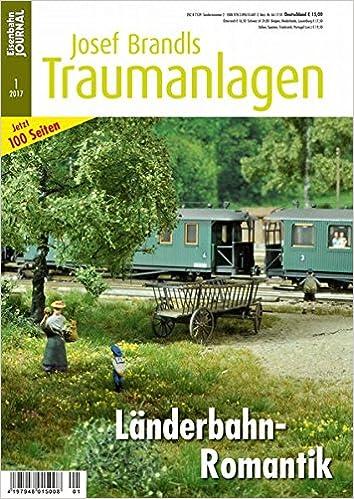 Malerisches Altmühltal Eisenbahn Journal Josef Brandl Traumanlagen