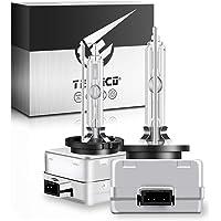 TECTICO D1S Xenon Lampen 35W 6000K Koel Wit Ultra Helder Xtreme Licht 12V Auto Koplamp HID Ombouwset (2 lampen)