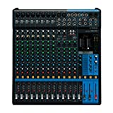 Yamaha MG16XU 16-Input 6-Bus Mixer with Effects