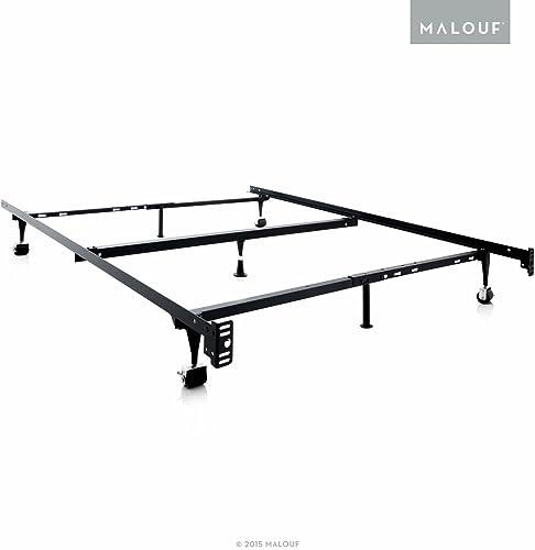 Reinforced Platform Bed Frame