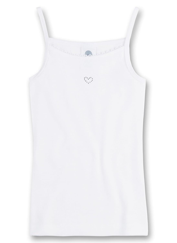 para ni/ña Sanetta Camiseta de Tirante Sin Mangas