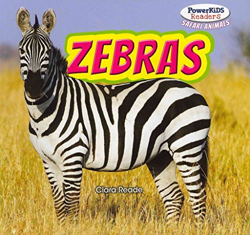 [(Zebras)] [By (author) Clara Reade] published on (August, 2012)
