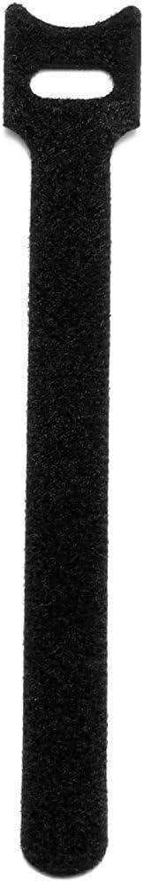Calaisco Electronics Color: Blanco Set de 100 Organizadores de Cables de alta calidad y resistencia 300 x 4,8 MM Resistente a calor y Rayos UV Paquete de Bridas de Nylon