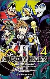 Kingdom hearts ii nº 04/10 descargar pdf gratis