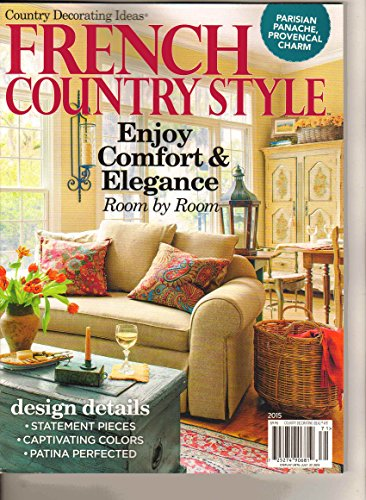 Country Decorating Ideas French Country Style 2015 -