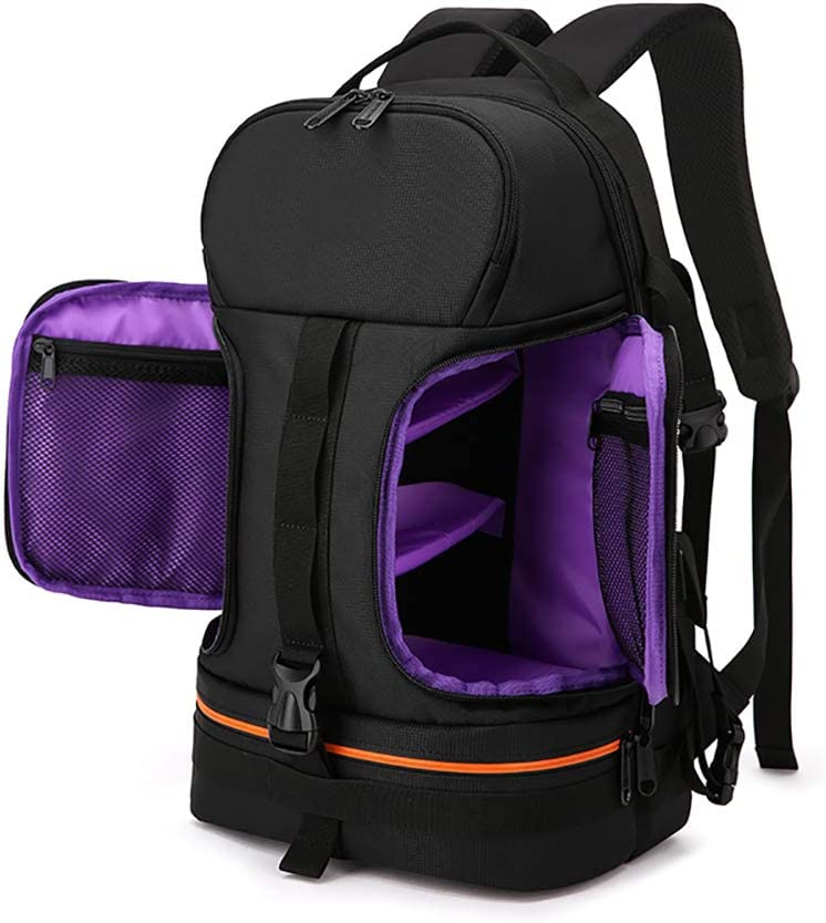 YTBLF Outdoor Anti-Theft Waterproof Digital Camera Bag Suitable for a Variety of Environmental Occasions Intelligent Camera Backpack Business Anti-Theft Backpack