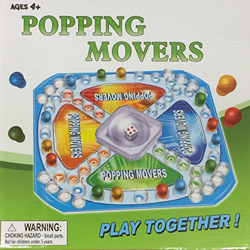 World Race (Popping movers pop and race game, race through an exciting adventure in the world of lands)