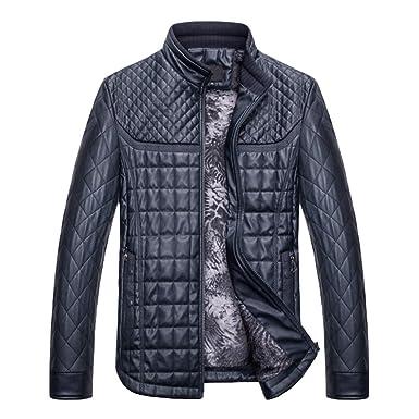 Laver veste simili cuir