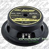 McLaren Audio MLM-6A 6.5 Mid Bass Speaker PAIR