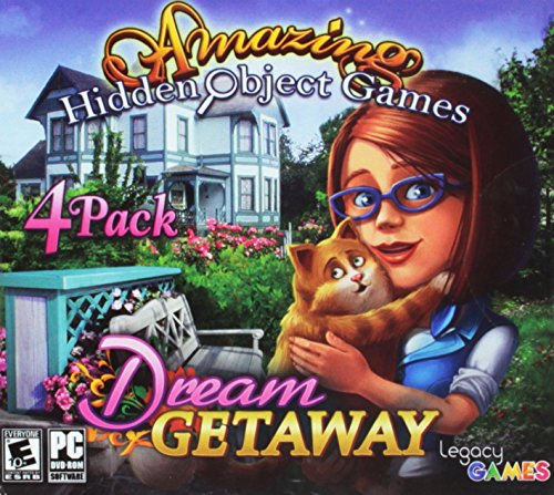 Avanquest Amazing Hidden Object Games Dream Getaway by Avanquest