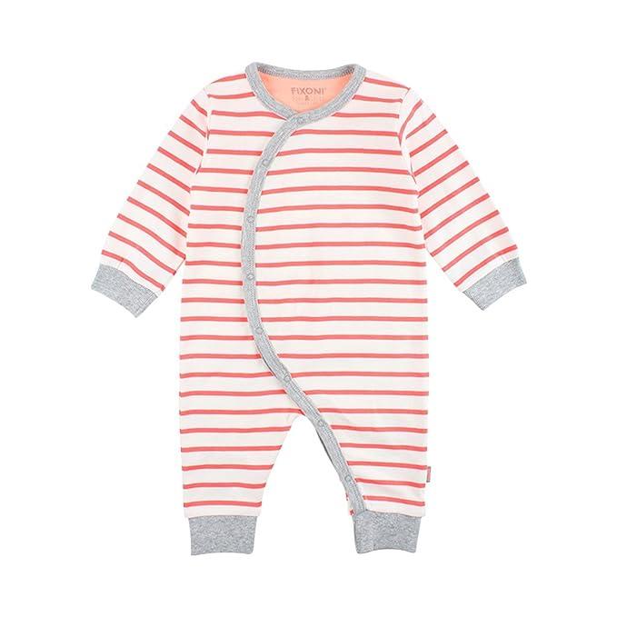 Fixoni - Pelele para dormir - para bebé niño Rojo rojo: Amazon.es: Ropa y accesorios