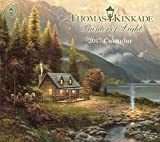 Thomas Kinkade Painter of Light 2017 Deluxe Wall Calendar