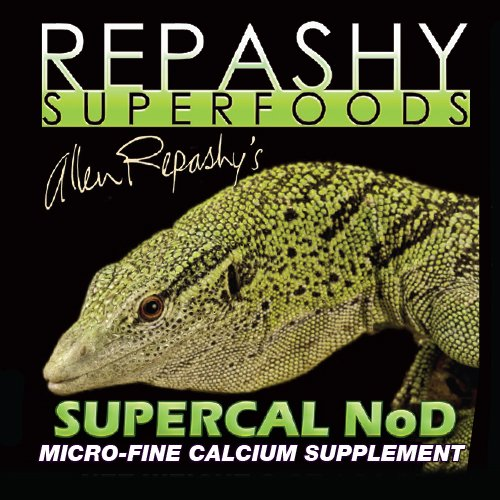 Repashy SuperCal NoD - All Sizes - 17.6 oz. (1.1 lb) 500g JAR by Repashy