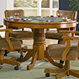 Product review for Mitchell 5-Pc Game Table Set by Coaster
