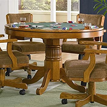 Mitchell 5 Pc Game Table Set By Coaster