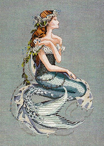 Mirabilia Enchanted Mermaid Cross Stitch Pattern