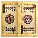 Small Backgammon Set / Nardy