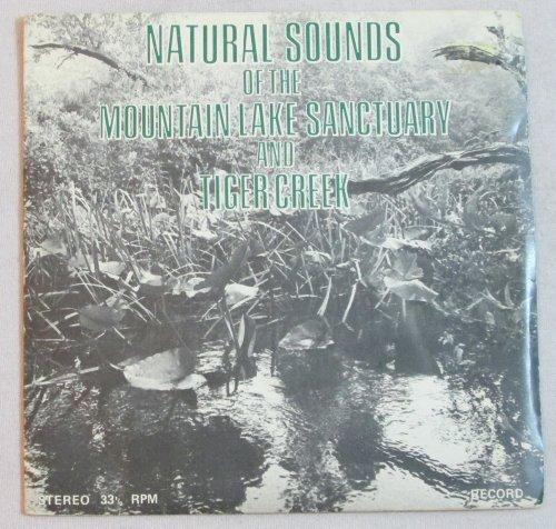(Natural Sounds of Mountain Lake Sanctuary & Tiger Creek)