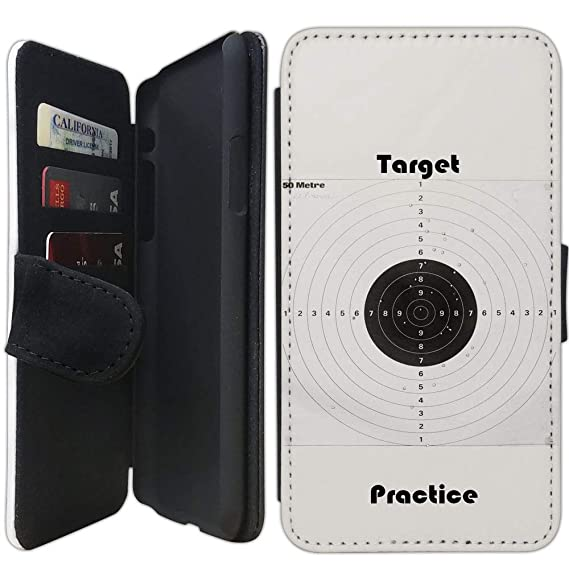 buy online 4348f e5fcd Amazon.com: Flip Wallet Case Compatible with iPhone XR (Target ...