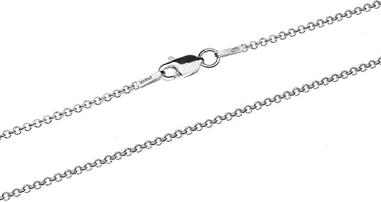925 Sterling Silver 3.2mm Polished Herringbone Chain Necklace 7-24