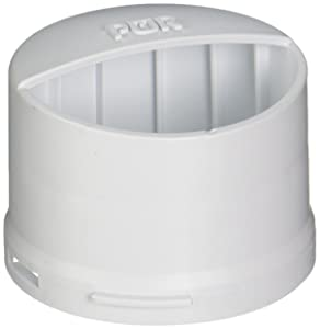 Whirlpool 2260518W Replacement Filter Cap White
