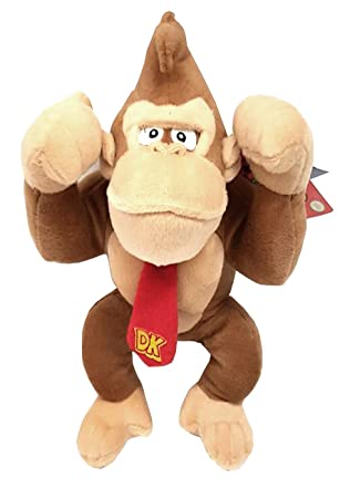 Super Mario-Kong-Luigi-Toad-Yoshi, Peluche, Peluches, 5