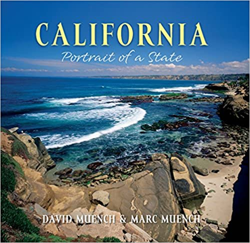 The California: Portrait of a State by David Muench travel product recommended by Amiel Pineda on Lifney.