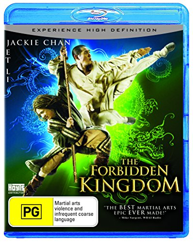The Forbidden Kingdom | Jackie Chan, Jet Li | NON-USA Format | Region B Import - Australia
