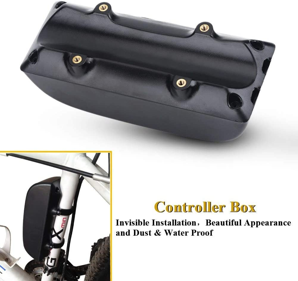 Electric Bike Moped Scooter Controller Plastic Box Case Ebike Conversion Kit New