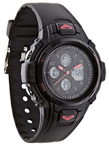 Roxy W216AR 2T - Reloj analógico - digital de mujer de cuarzo con correa de plástico