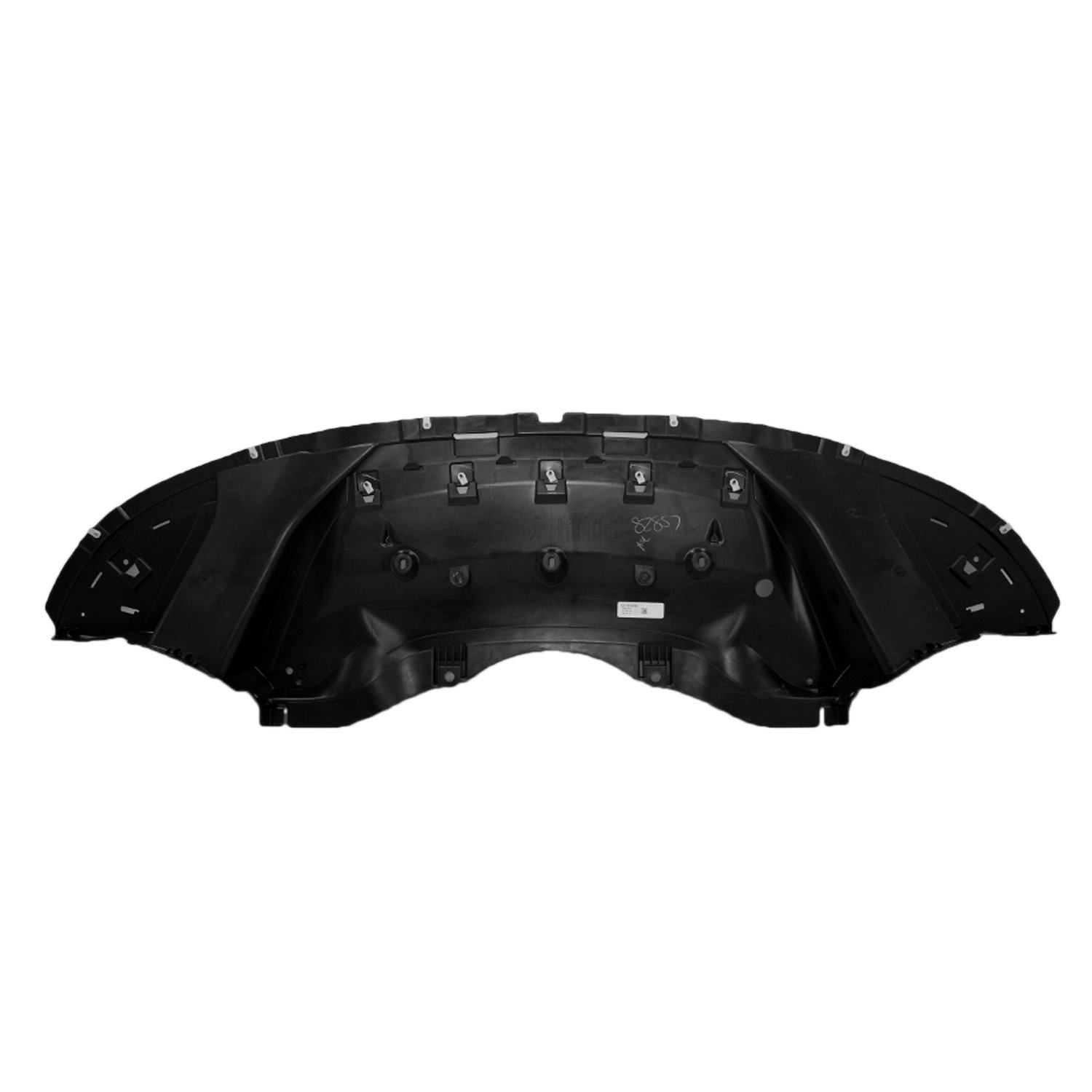 CPP Replacement Engine Splash Shield CH1228129 for 2015-2017 Dodge Charger