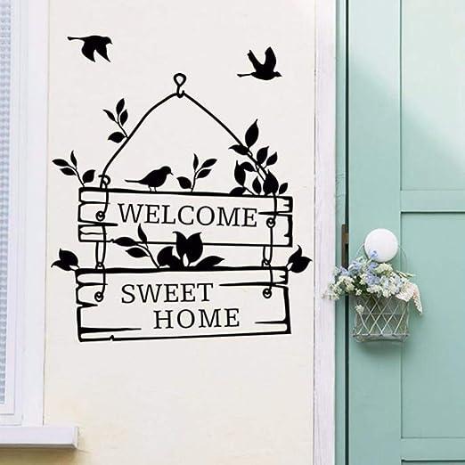 LIULIU Inicio Puerta Belleza decoración hogar Oferta Papel ...