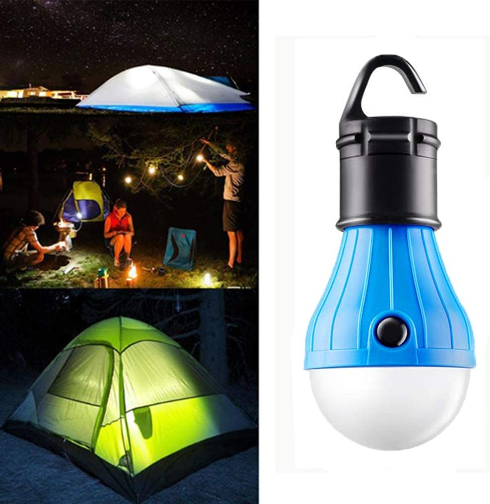 Rechargeable Lights for Home Hiking Tent Reading Camping Portable Solar Powered Hanging Night Work Lamp Galapara LEDs Light Bulb