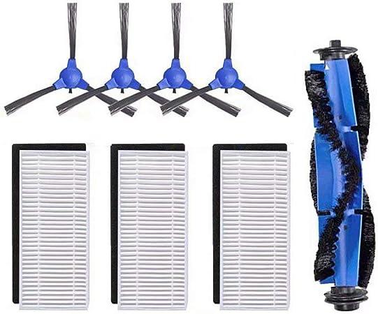 Filter Bürste Sets Für Eufy Robovac 11 S/&ROBOVAC 30/&RoboVac 30C Staubsaugers