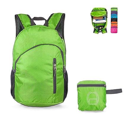 379939ab0727 MODARANI 20L Kids Lightweight Travel Sport Bag Hiking Daypack Waterproof  Foldable Backpack for Men Women