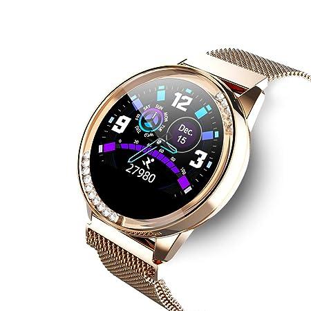 WLPT LT05 Reloj Elegante, Mujeres Pantalla 1.03 Pulgadas ...