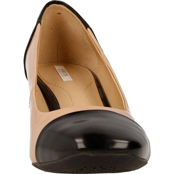 GEOX Chaussures à Talon, Color Noir, Marca, Modelo Chaussures à Talon D Elina Noir
