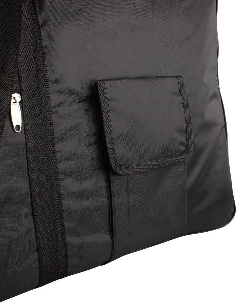 TOOGOO Bolsa de 22 pulgadas con acolchado de 10 mm